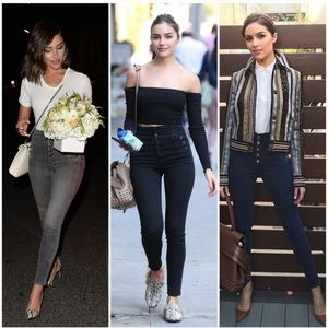 1745121aedff J Brand Jeans | Natasha Skyhigh Super Skinny In Lovesick | Poshmark